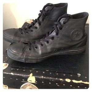 Converse All Star Leather Hi Men's
